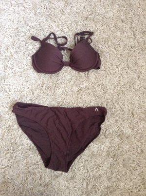 Brauner Bikini von s.Oliver