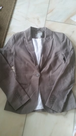 H&M Denim Blazer multicolored