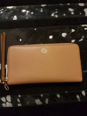 Tory Burch Portefeuille marron clair