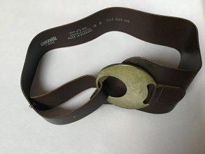 Vanzetti Leather Belt brown