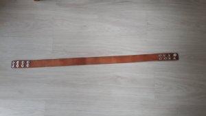 Brauner Ledergürtel von Noosa