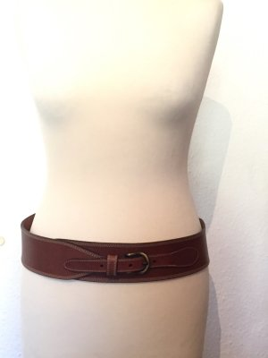 Leather Belt multicolored