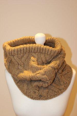 Seeberger Bufanda de lana multicolor