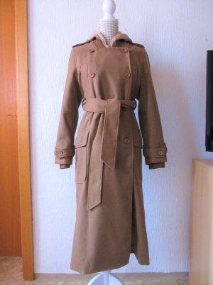 Brauner Mantel von asos