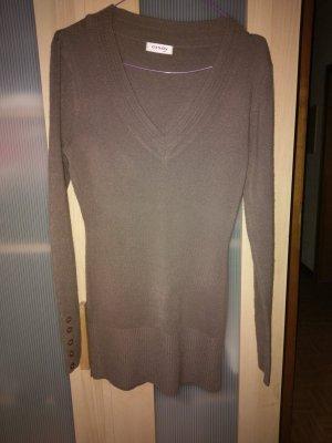 brauner orsay pullover m/l