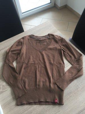 Brauner Pullover edc