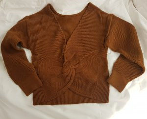 Oversized Sweater brown