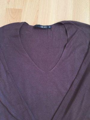 Brauner Pullover made in italy , Liu Jo