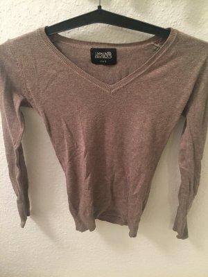 Brauner Pullover von Hollys