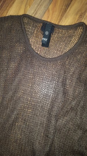 brauner Pullover von NÜ