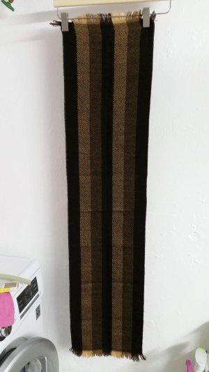 Brauner / schwarzer Schal