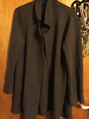 brauner Strick-Cardigan von H&M, Größe 40