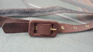 Cinturón pélvico marrón