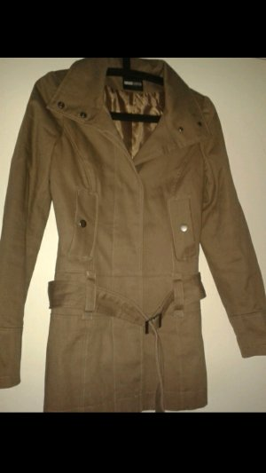 Brauner Trenchcoat von Flashlights Xs 34
