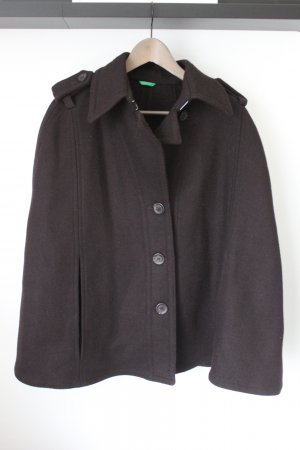 Benetton Cape brown mixture fibre