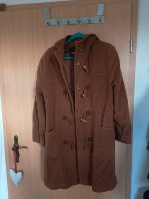 Anna K Cappotto in lana marrone