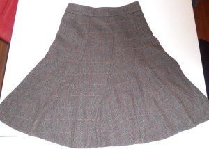 Brauner Wollrock von H&M Größe 36