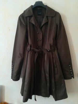Brauner, wunderschöner Mantel von Vero Moda