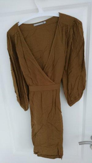 Braunes Kleid - Größe 44 (französische Größe) entspricht 40/42