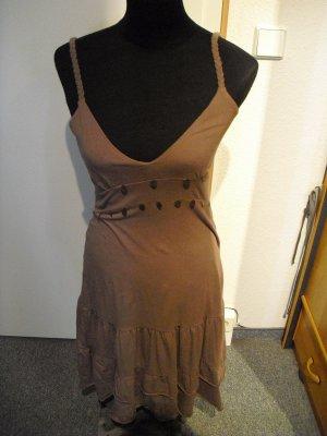 braunes Kleid von Laura Scott - Sommerkleid - Größe 36