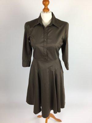 Braunes Kleid von Maria Lund in Gr. 34
