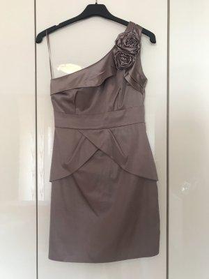 Collection Paris Evening Dress grey brown