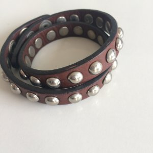 Leather Bracelet brown leather