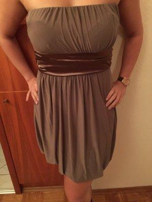 Braunes, leichtes Kleid, Top Zustand