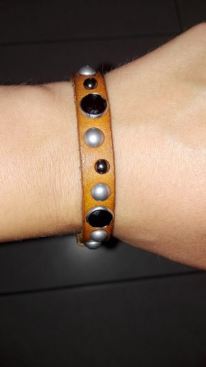 Braunes Liebeskind Armband