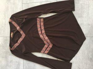 Long Shirt brown