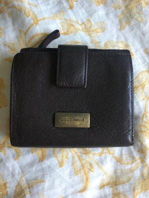 Braunes Portemonnaie