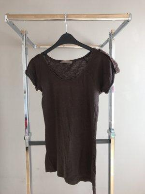 Hallhuber Gestreept shirt veelkleurig