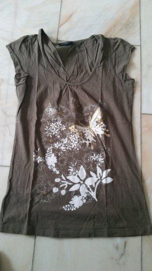 Braunes Shirt