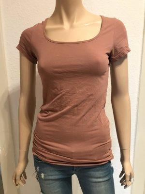 Braunes Shirt / Kleid