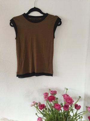 Zara T-shirt bronze