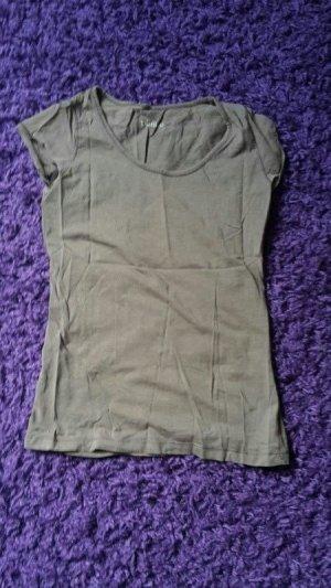 Braunes T-Shirt von Pimkie