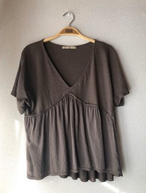 Braunes Tshirt