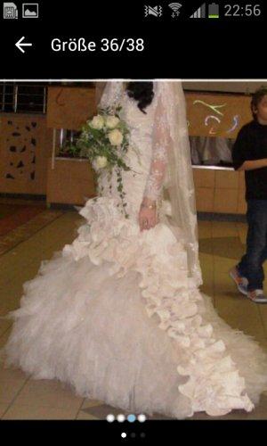Braut Kleid größe 36/38