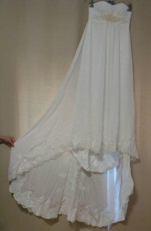 Robe blanc