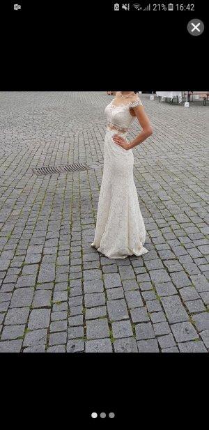 Braut/Standesamt Kleid/ Ballkleid