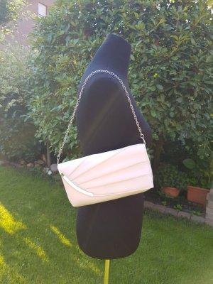 Braut Tasche - Hochzeit - weisse Clutch - Handtasche - neuwertig