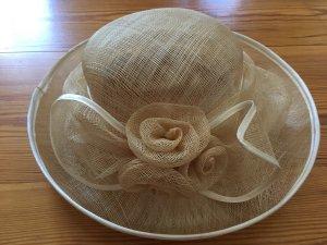 Carla Straw Hat cream
