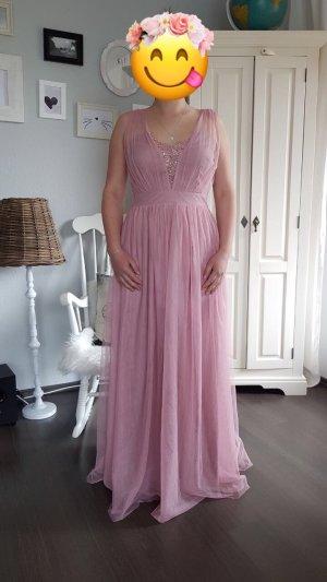 Brautjungfernkleid Abikleid Abendkleid Maxikleid