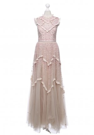 Brautjungfernkleid Hochzeitskleid Ballkleid