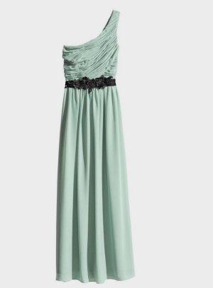 Brautjungfernkleid mintgrün lang