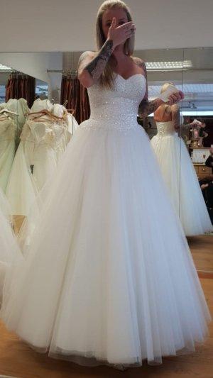 Agnes Wedding Dress white