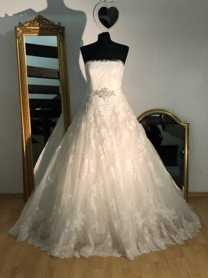 Wedding Dress white