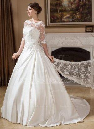 Brautkleid- 39
