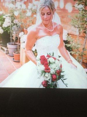 Anders Robe de mariée blanc