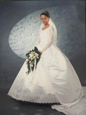 Brautkleid 4m Schleppe
